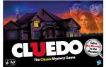 Настольная игра Клуэдо (Cluedo) – как звали полковника?