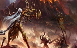 Warhammer: Age of Sigmar — как играть, игровая механика, видео