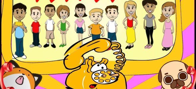 """Игра """"Испорченный телефон"""" – для взрослых и детей"""
