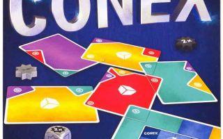 Просто, но со вкусом – настольная игра Конекс/Conex