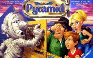 Настольная игра Пирамида/Puramid : исследуй гробницу Фараона, если не боишься мумий..
