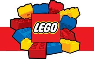 Настольная игра Лего/Lego – радость в кубиках