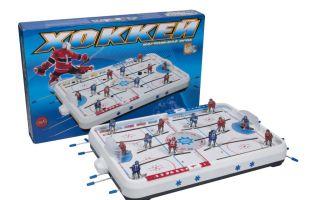 Настольный хоккей — любимая игра детей и взрослых Советского Союза