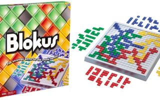 Настольная игра Блокус / Blokus. Все новое – это хорошо забытое старое.