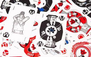 Настольная игра Мафия — персонажи