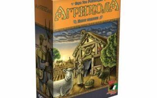 Игра Агрикола (Agricola) – попробуй выжить!