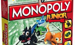 Настольная игра Монополия/Monopoly классическая