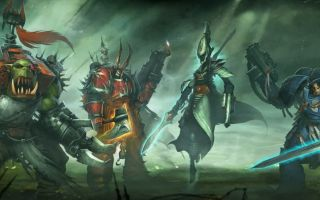 Вархаммер 40000 (Warhammer 40000): основные расы