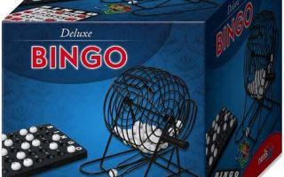 Настольная игра Бинго.