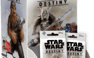 Коллекционная карточная игра Звёздные Войны/Star Wars: Destiny в России – наравне с мировыми релизами