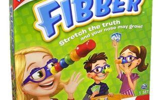 Настольная игра Фиббер (Fibber) — поймай врунишку!