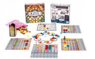 Подробный обзор настольной игры Азул (Azul) – добро пожаловать в Мавританию