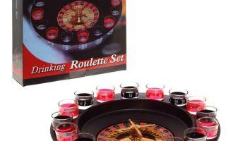 Игра Алкорулетка/Drinking Roulette Set: проиграть невозможно
