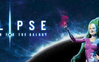 Настольная игра Эклипс: Возрождение Галактики/Eclipse: New Dawn for the Galaxy, 2011