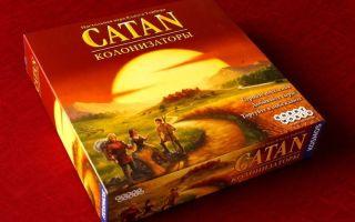 Настольная игра Колонизаторы: неувядаемая классика