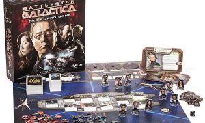 Настольная игра Звездный крейсер Галактика/Battlestar Galactica:The Board Game — пангалактические приключения в компании роботов-убийц