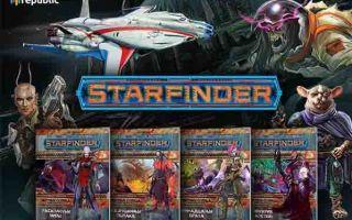 «Мёртвые Солнца»: 5 причин сыграть в Starfinder