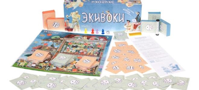 Настольные игры Экивоки