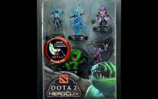 Настольная игра Dota 2: для поклонников видеоигр