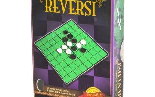 Настольная игра Реверси (Отелло): правила игры, обзор настолки или как играть