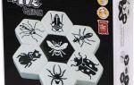 Настольная игра Улей/Hive: неправильные пчелы и отличный геймплей