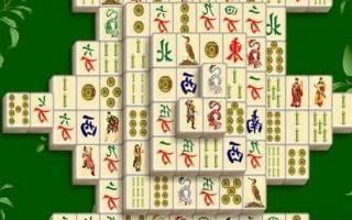 Маджонг (mahjong) – поединок в восточном стиле