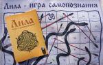 Настольная игра Лила/Leela: жизнь — игра, а мы — актеры