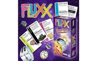 Настольная игра Флюкс/FLUXX: настолка, которая играет в вас