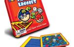 Настольная игра Змеи и Лестницы/Snakes and Ladders