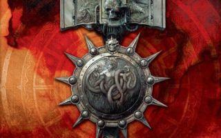 История вселенной Вархаммер 40000 (Warhammer 40 000)