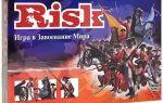Настольная игра Риск: ваш шанс захватить мир