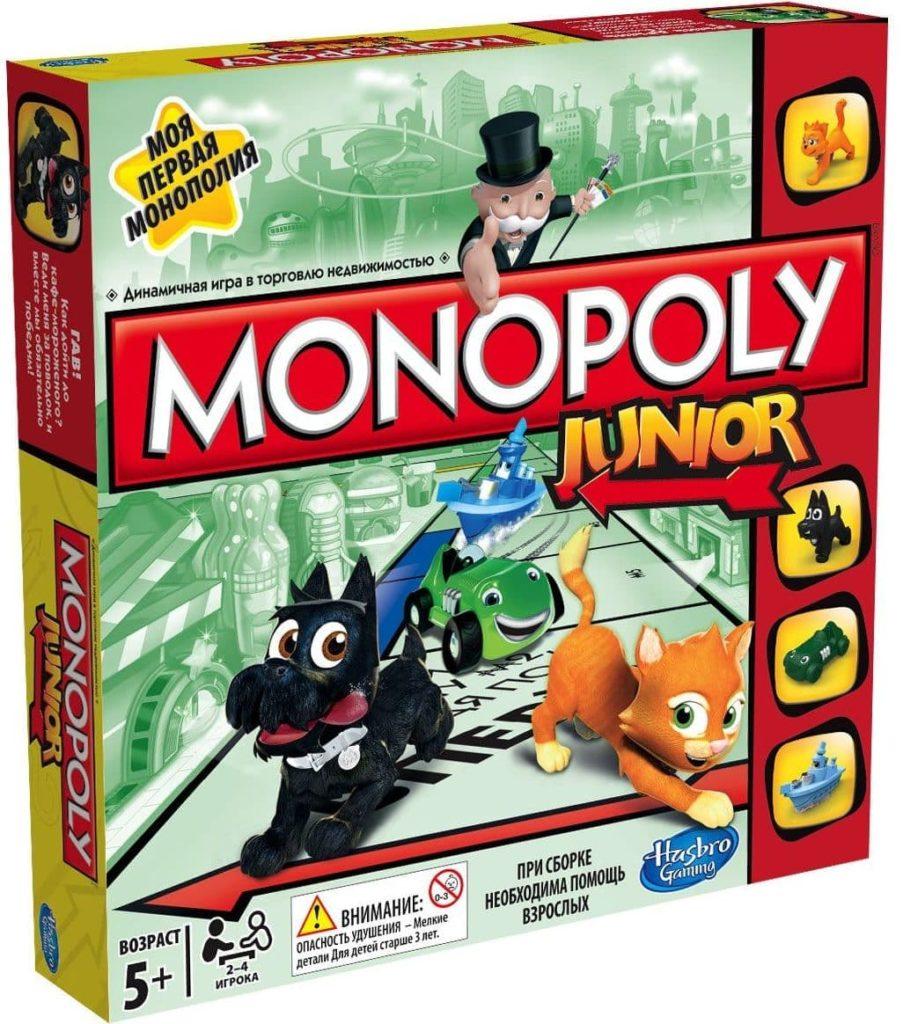 «Монополия» рассчитана для минимум двух игроков и максимум шести.