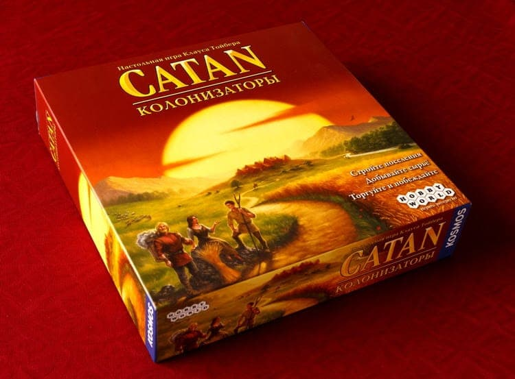 коробка Катана
