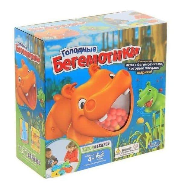 Игра Голодные Бегемотики Hasbro Games