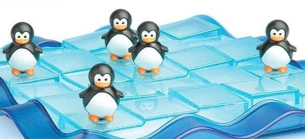 """Настольная игра """"Пингвины на льду"""""""