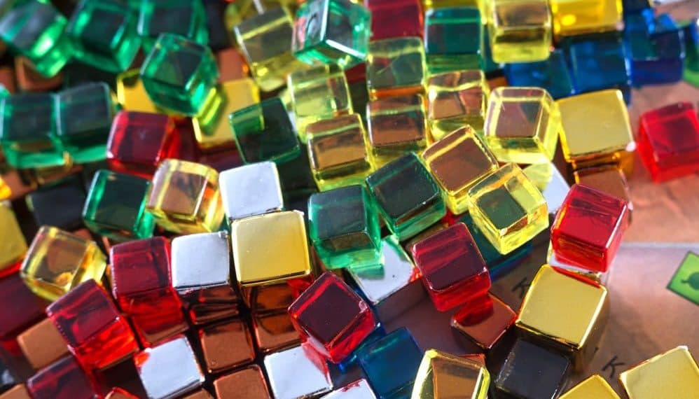 кубики ресурсов