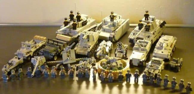 """Набор Лего """"World Of Tanks"""""""