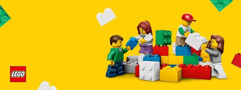 настолки Лего