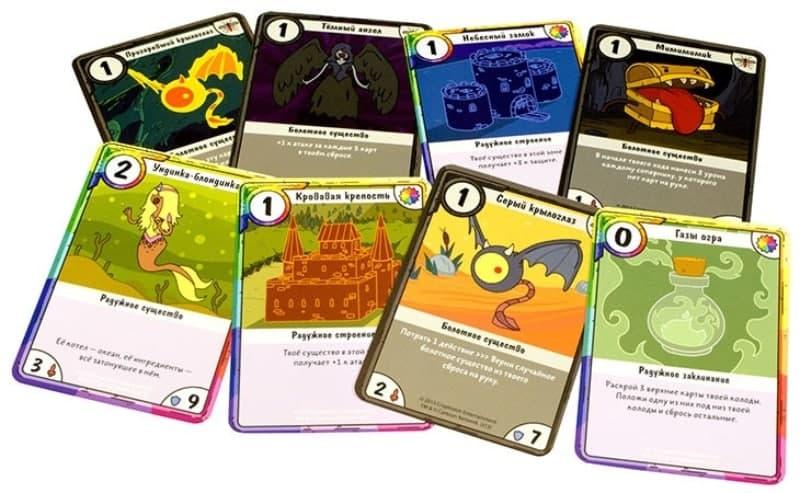 Card Wars - это не просто игра, а целое приключение