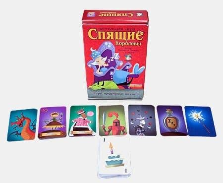 Если игрокам не нравятся карты, которые они набрали, можно сделать перенабор.