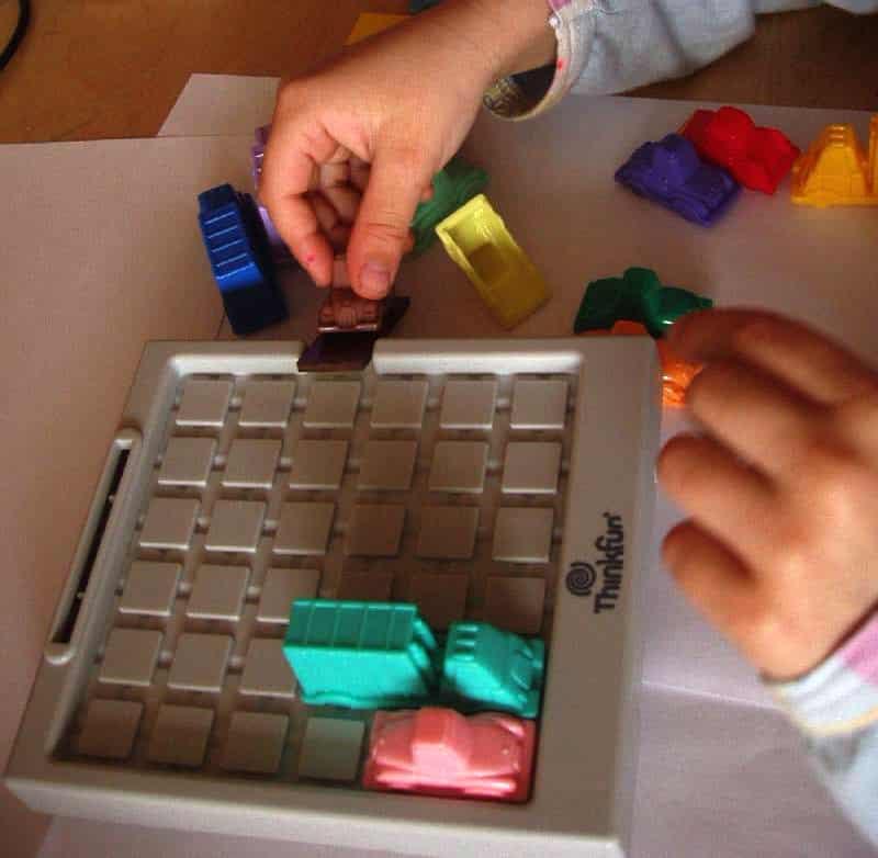 RushHour играпонравится людям, которые любят логические задачки и развлечения