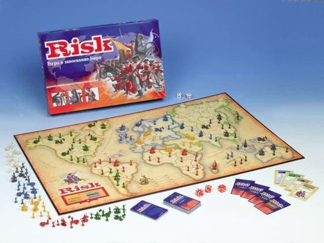 игровой набор игры риск