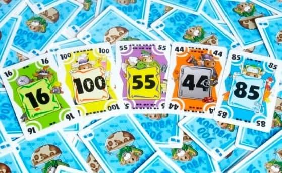Главный критерий при выборе карты для розыгрыша - шанс стать шестой.
