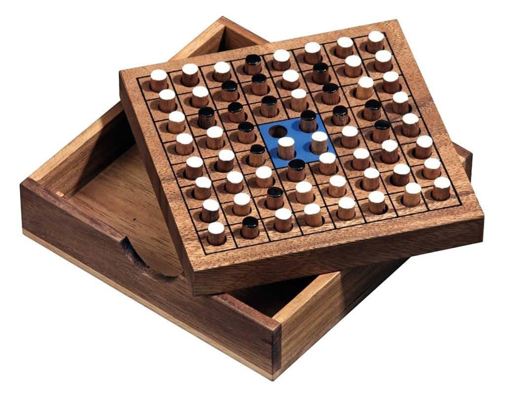 деревянный вариант