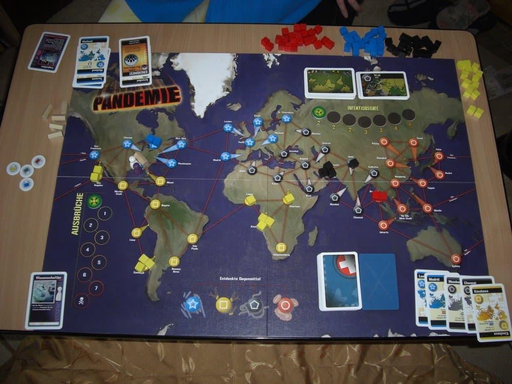 поле и карты 2