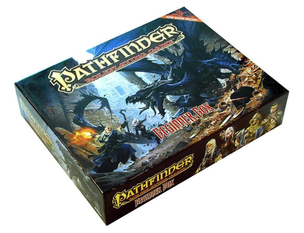 КОРОБКА С игрой Pathfinder