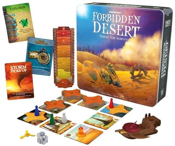 игровой набор запретная пустыня