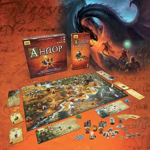 игрой набор игры андор