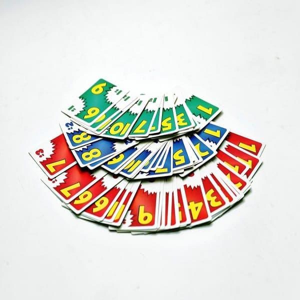 игровые карты семь на девять