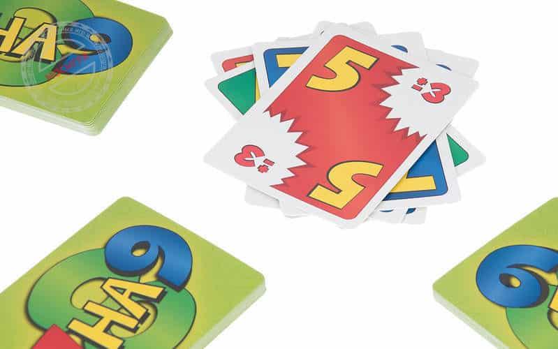 карты для игры 7 на 9